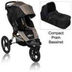 Baby Jogger Summit XC Single Stroller Review