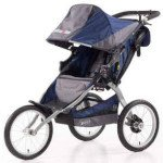Bob Ironman Single Jogging Stroller Review