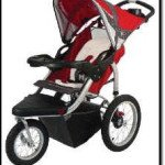 Schwinn Turismo Swivel Single Jogger Review