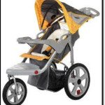 Instep Grand Safari Swivel Wheel Jogging Stroller Review