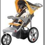 Instep Grand Safari Swivel Wheel Jogging Stroller Review
