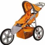 Instep Flash Jogging Stroller – Affordable Quality Fixed Wheel Jogger