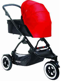 Phil and Teds Dot Stroller Carrycot