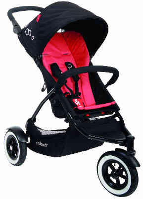 Phil and Teds Dot Stroller