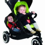 Phil and Teds Dot – The Smallest Full Feature Convertible Inline Stroller