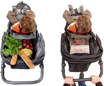 Mountain Buggy Plus One Usage