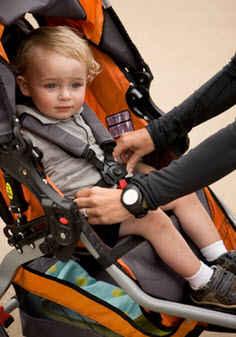 BOB Revolution PRO Baby Safety