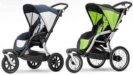 Chicco TRE Compared With Activ3