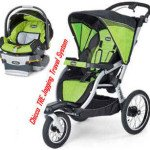 Jogging Stroller Travel System