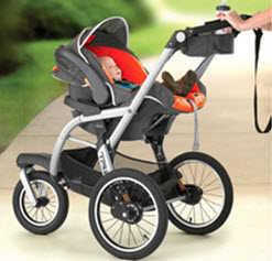 Chicco TRE Stroller Frame Mode