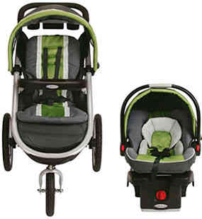 Graco FastAction Jogging Travel System