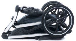 Thule urban glide sports stroller folded
