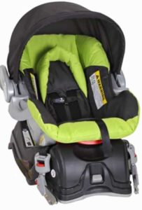 Baby Trend Stealth Infant Car Seat