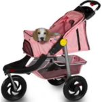 OxGord Pet Stroller Cat Dog 3-Wheel Walk Jogger Review