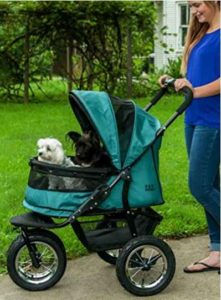 Pet Gear No-Zip Double Pet Stroller Review