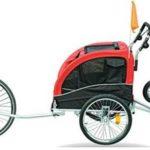 Aosom Elite II Pet Dog Bike Bicycle Trailer Stroller Review