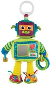 Tomy Lamaze Play and Grow Take Along Robot Toy