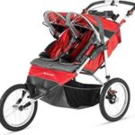 InStep Arrow Fixed Wheel Double Jogger Review
