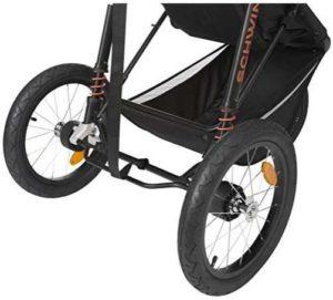 Schwinn Interval Jogging Stroller Storage Basket