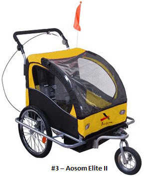 Jogging Stroller Bike Trailer – And the Top 3 Rated