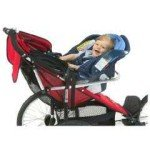Safety Tips When Jogging with Infants and Newborns in a Stroller