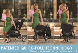 Baby Jogger Quick-Fold System