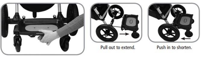 Baby Jogger Glider Board A Fun Ride Along For Kids