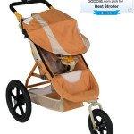 Kelty Speedster Deluxe Jogging Stroller