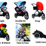 Good Features in Jogging Strollers