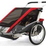 Chariot Cougar 2 – A High Performance, 5 Activities Bike Trailer