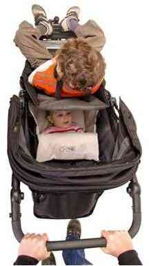 Mountain Buggy Plus One with Carrycot