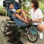 Special Needs Jogging Stroller