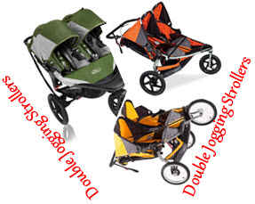 Double Jogging Stroller