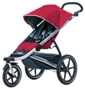 Thule urban glide sports jogging stroller