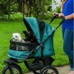 Pet Gear No-Zip Double Pet Stroller Review