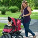 Pet Gear No Zip NV Pet Stroller Jogger