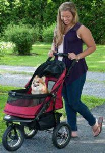 Pet Gear No Zip NV Pet Stroller Jogger Walker