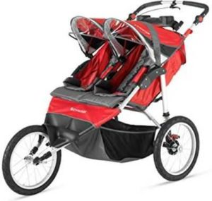 Schwinn InStep Arrow Double Jogger