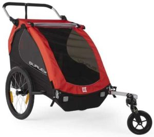 Burley Kids Honey Bee Trailer Stroller