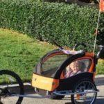 Baby Diego Bike Trailer Stroller