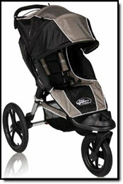 Baby Jogger Summit XC Single Stroller