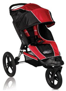 Baby Jogger Summit XC Single Stroller Styles