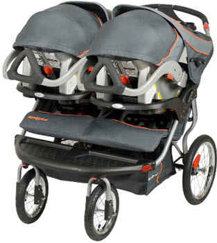 Can Twins Newborn Use Seat By Stroller Without Car Seat