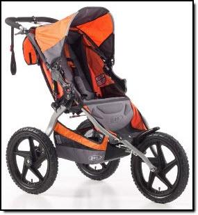 BOB Sport Utility Single Stroller