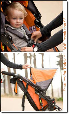 Best Jogging Stroller for Toddler