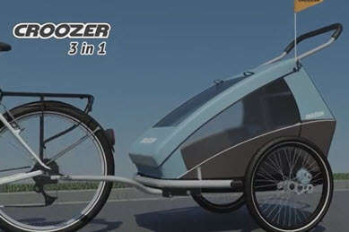 Croozer Kid Bike Trailer